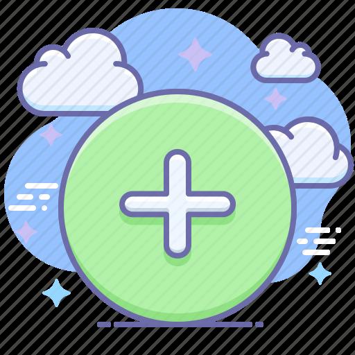 add, create, new icon
