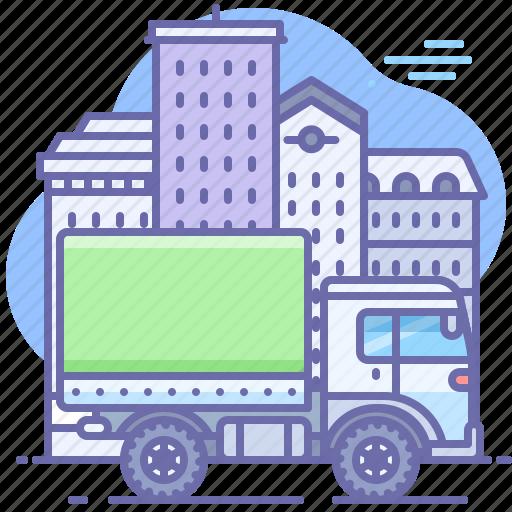 Car, delivery, transport icon - Download on Iconfinder