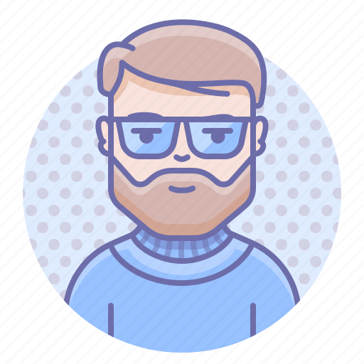 Beard, man, person icon - Download on Iconfinder