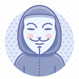 anonymous, hacker, person
