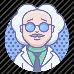 science, person, professor