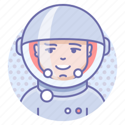 cosmonaut, space, person