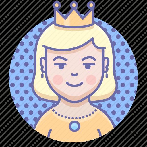 avatar, person, queen icon