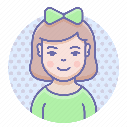 Girl, kid, person icon - Download on Iconfinder