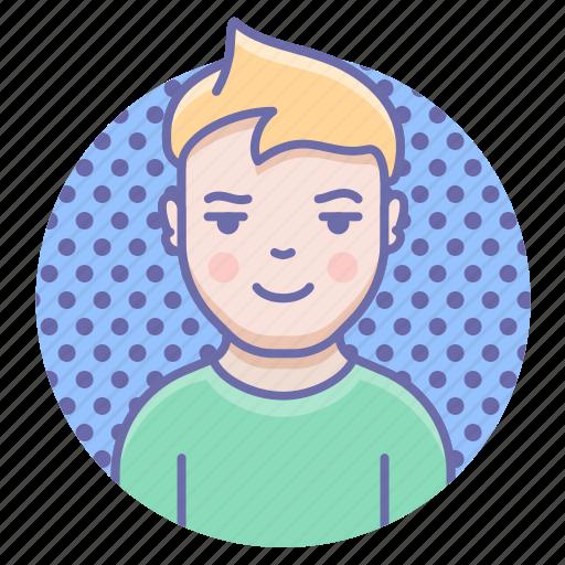 boy, kid, person icon