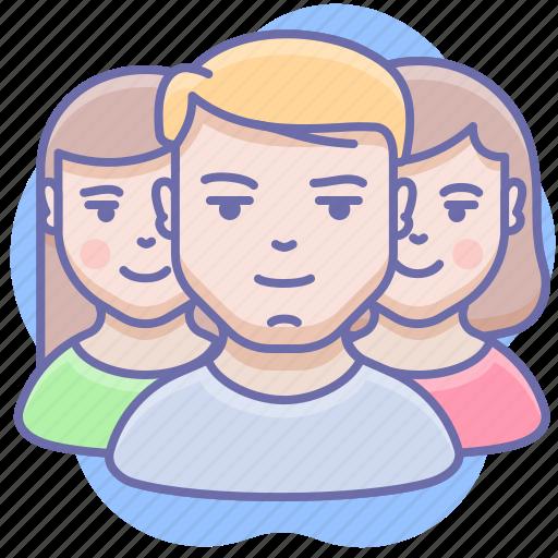 company, group, team icon