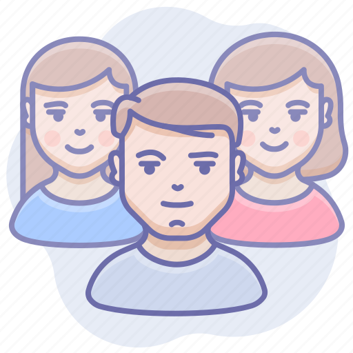 company, group, person icon