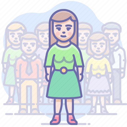 Group, team, woman icon - Download on Iconfinder