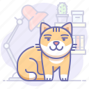 animal, cat icon