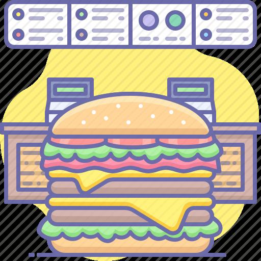 Burger, fastfood, food icon - Download on Iconfinder