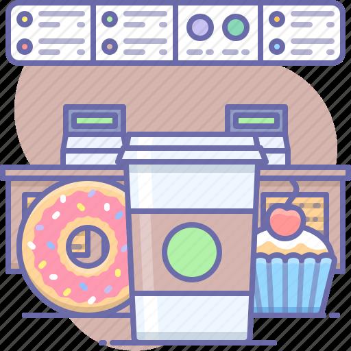 Cafe, food, fastfood icon - Download on Iconfinder