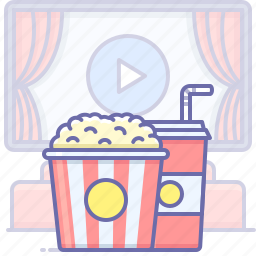 cinema, food, movie