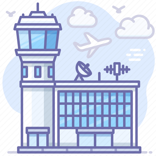 Airport icon - Download on Iconfinder on Iconfinder