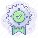 admin, award, control, system icon