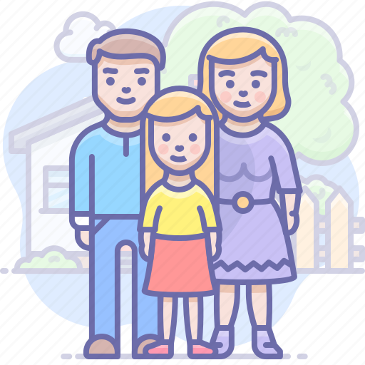 Child, family, man icon - Download on Iconfinder