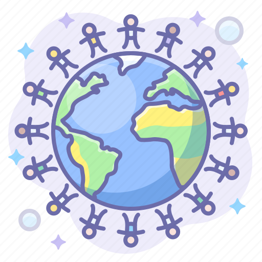 Friendship, peace, world icon - Download on Iconfinder
