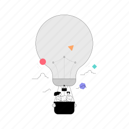 web, development, business, lightbulb, thought, idea, innovation, innovative, start, up, travel