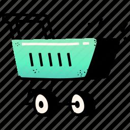 shopping, commerce, e, cart, purchase, shop