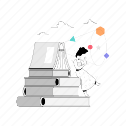 education, reading, read, direction, lighthouse, books, book, learn, study