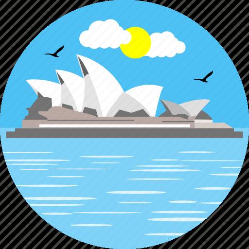 australia, australian, historic, monument, monuments, opera house, operahouse icon