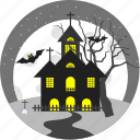 halloween, house, old, old house, horror, scary, haunted
