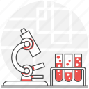 experimentation, lab, laboratory, school, test, trial icon