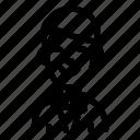avatar, boy, doodle, face, schoolboy icon