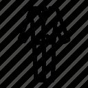 doodle, suit icon