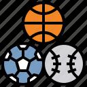 equipment, football, sports, team, volleyball
