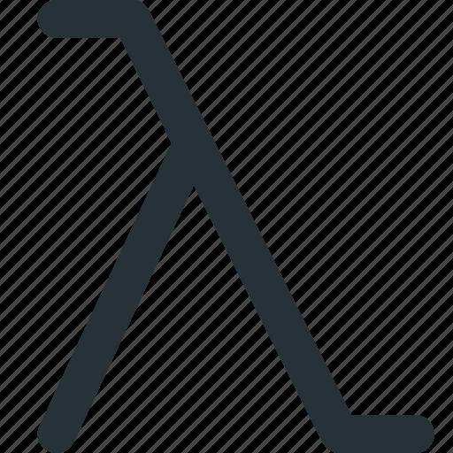 college, frat, greek, lambda, physics icon