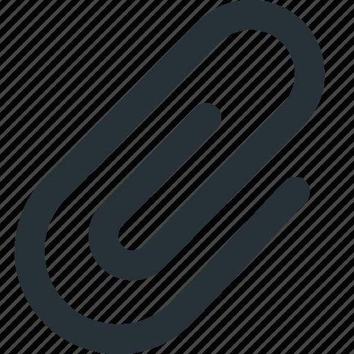 accesory, attachment, clip, paper, tool icon