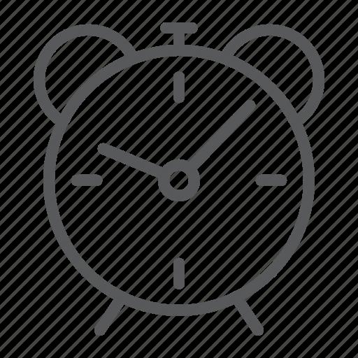 Alarm, clock, deadline, hour, minute, time icon - Download on Iconfinder