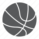 app, ball, basketball, fun, game, play, sport icon