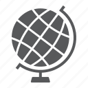 app, earth, geography, globe, school, world icon