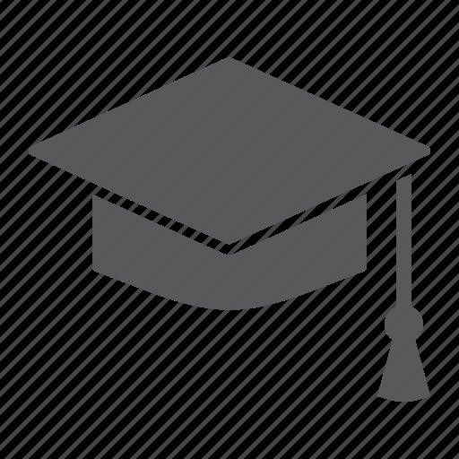 Cap, education, graduation, hat, school, student, university icon - Download on Iconfinder