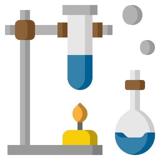 chemical, chemistry, education, flask, science, test, tube icon
