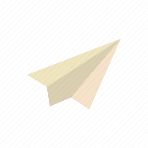 arrow, email, letter, mail, paper, paper arrow, sending icon