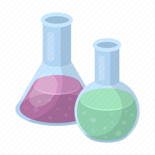 chemical, flask, liquid, solution, test tube icon