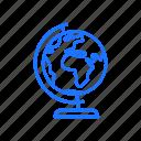 destination, earth, geography, globe, school