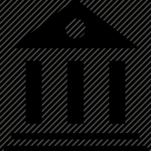 Building, college, education, estate, school, university icon - Download on Iconfinder