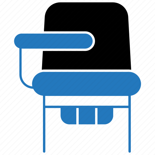 Chair, furniture, interior, office, seat, sofa icon - Download on Iconfinder