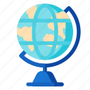earth, education, globe, learning, map, school, world