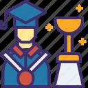 cap, college, education, graduation, hat, university