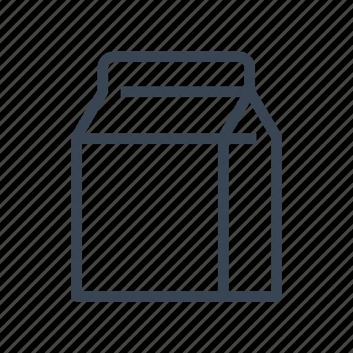 carton, drink, juice, milk icon