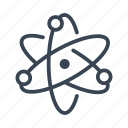 atom, chemistry, molecule, physics, science icon