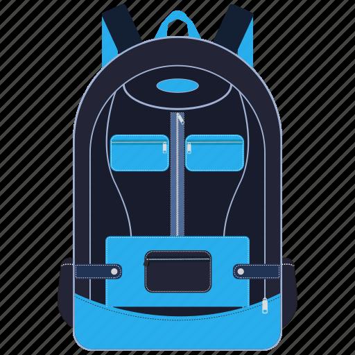 bag, education, school, school bag, study, study bag icon
