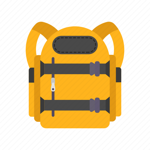 backpack, bag, education, game, school, sport, travel icon