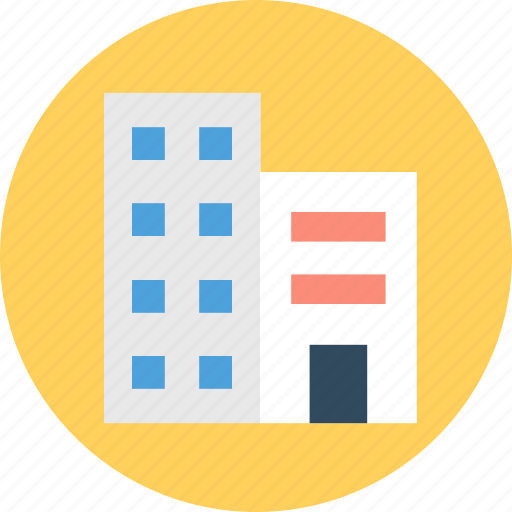 building, home, house, office, real estate icon
