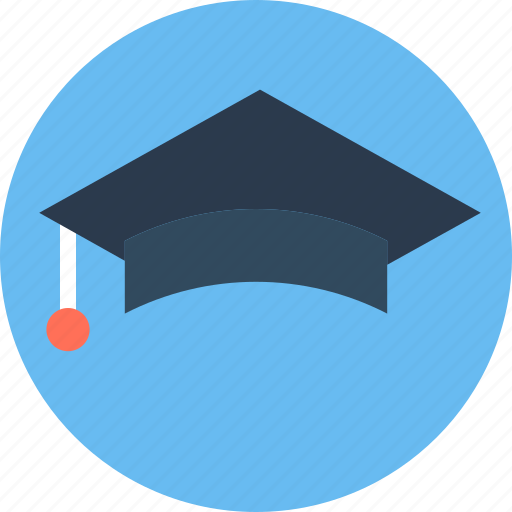 graduation, graduation hat, mortarboard, professor, scholar icon