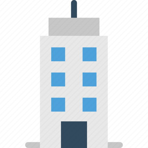 building, historic building, library, museum, skyscraper icon
